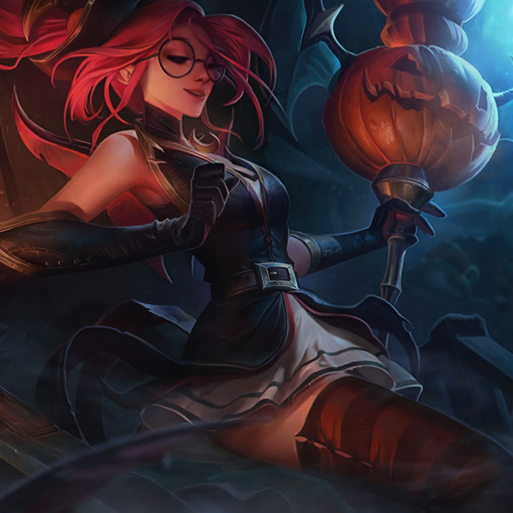 League of Legends - Bewitching Janna
