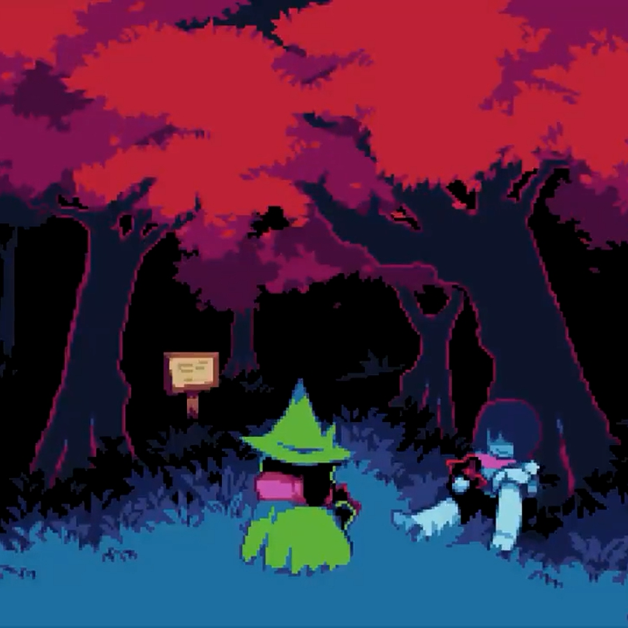 Deltarune - Field of Hopes and Dreams