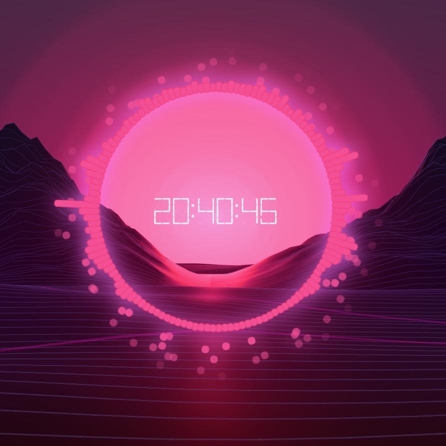 Neon Visualizer