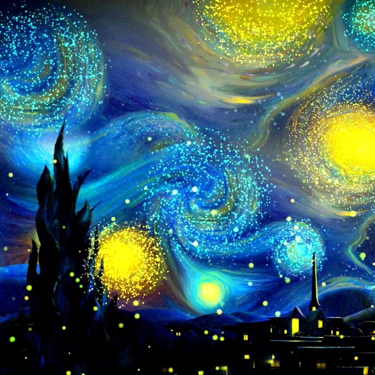 <The Starry Night>Lite.