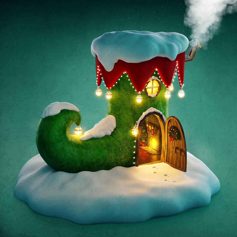 The Christmas Shoe