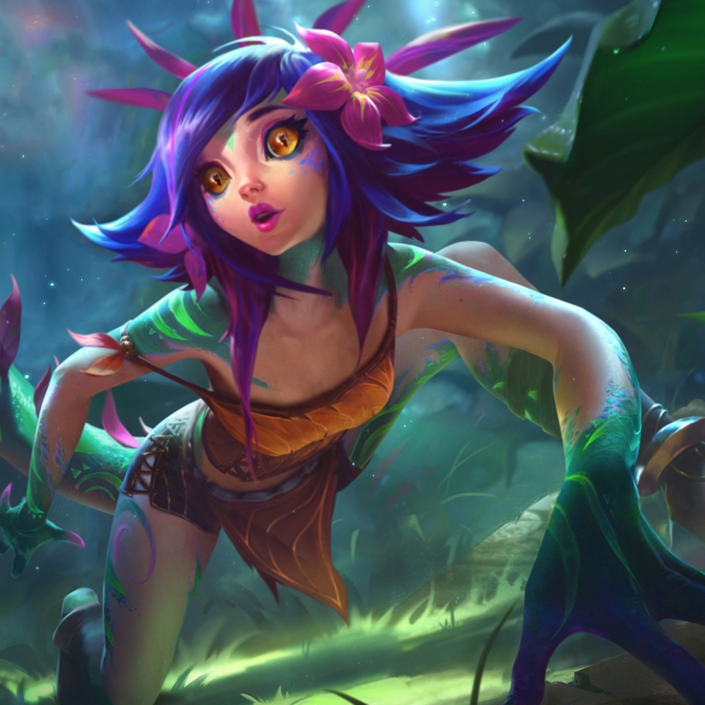 Neeko: The Curious