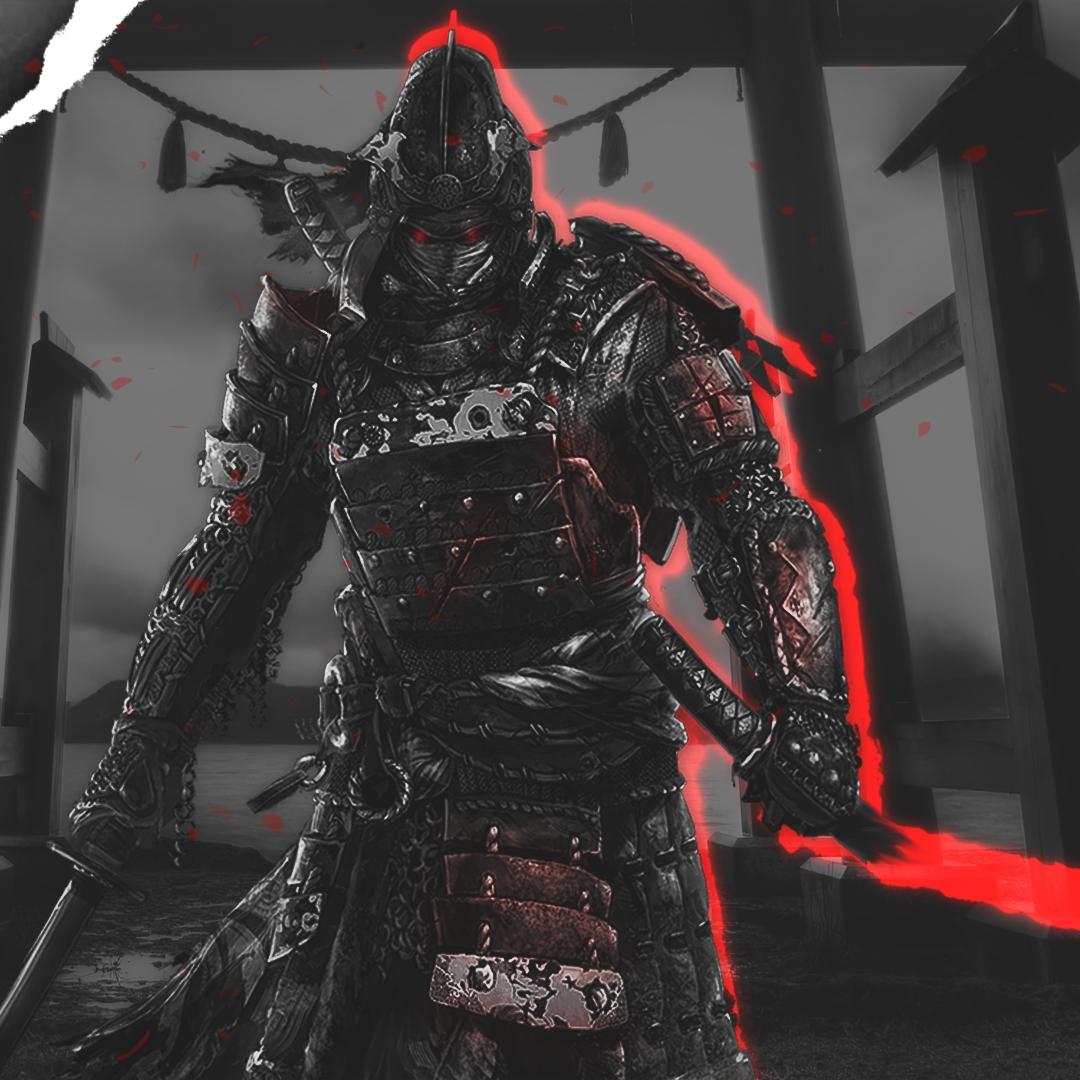 Живые обои Orochi Samurai - Wallpaper Engine